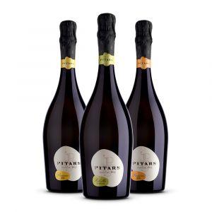 Confezione 3 bottiglie Selezione Spumanti - Pitars