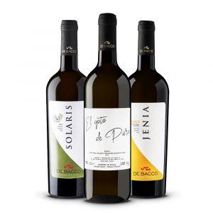 Confezione 3 Bottiglie Selezione Bianchi - De Bacco
