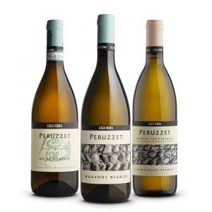 Confezione 3 bottiglie Degustazione - Casa Roma Peruzzet