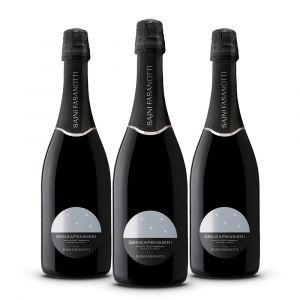 Confezione 3 Bottiglie Senza Pensieri - Tenute Sajni Fasanotti