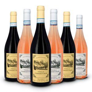 Confezione 6 bottiglie Bardolino – Villa Cordevigo