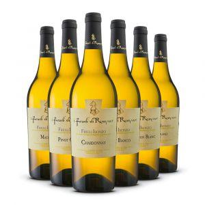 Confezione 6 Bottiglie Bianchi Linea Classica - I Feudi di Romans