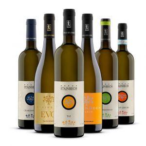Confezione 6 bottiglie bianchi – Borgo Stajnbech
