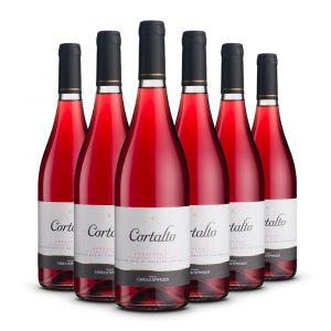 Confezione 6 bottiglie di Cortàlto Cerasuolo d'Abruzzo Doc Superiore - Cerulli Spinozzi