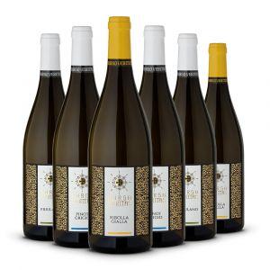 Confezione Degustazione Vini Bianchi - Borgo Veritas