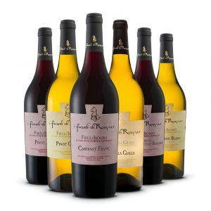 Confezione 6 Bottiglie Miste Linea Classica - I Feudi di Romans