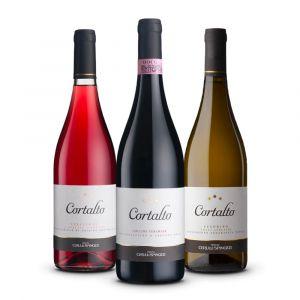 Confezione 3 bottiglie Mix Linea  Cortàlto - Cerulli Spinozzi