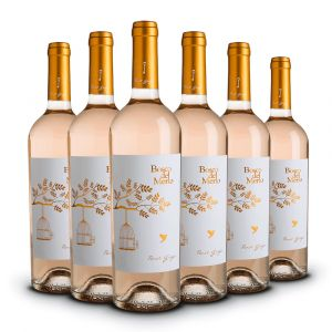 Confezione 6 bottiglie Pinot Grigio Rosè – Bosco del Merlo