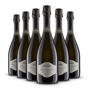 Confezione 6 bottiglie Prosecco Docg Conegliano Valdobbiadene – Antonio Facchin