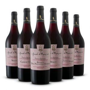 Confezione 6 Bottiglie Rossi Linea Classica - I Feudi di Romans