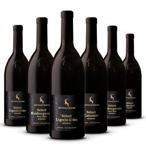Confezione 6 bottiglie Select Riserva – Rottensteiner