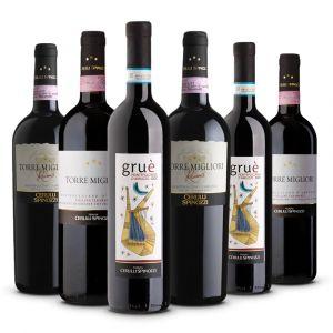 Confezione 6 bottiglie Selezione Rossi Montepulciano - Cerulli Spinozzi