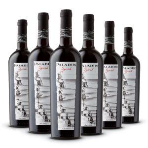 Confezione 6 bottiglie Syrah – Casa Paladin