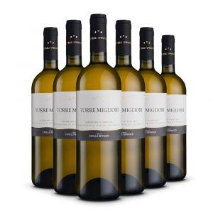 Confezione 6 bottiglie di Torre Migliori Trebbiano d'Abruzzo Doc - Cerulli Spinozzi