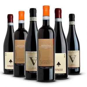Confezione 6 bottiglie Valpolicella – Villabella