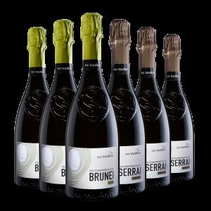 Confezione Brunei e Serrai – 6 bottiglie – La Tordera