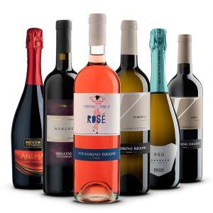 Confezione 6 Bottiglie Selezione Degustazione - Rigoni Vittorino