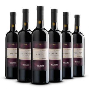 Confezione 6 Bottiglie Selezione Riserve - Rigoni Vittorino