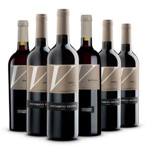 Confezione 6 Bottiglie Selezione Rossi - Rigoni Vittorino