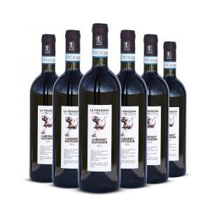 Cabernet Sauvignon Doc Venezia – 6 bt – La Frassina
