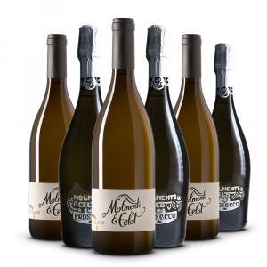Confezione 6 Bottiglie I Bianchi - Molmenti & Celot
