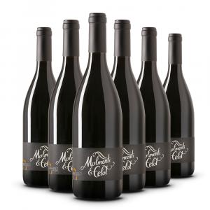 Confezione 6 Bottiglie I Rossi - Molmenti & Celot