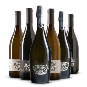 Confezione 6 Bottiglie I Tre Moschettieri - Molmenti & Celot