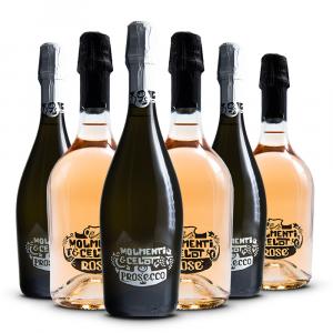 Confezione 6 Bottiglie Le Bollicine - Molmenti & Celot