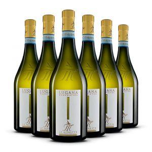 Confezione 6 bottiglie Lugana Doc Benedictus - Le Morette