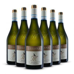 Confezione 6 bottiglie di Lugana Doc Mandolara - Le Morette