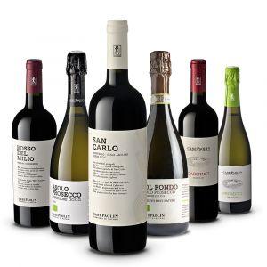 Confezione 6 bottiglie Montello Mista – Case Paolin