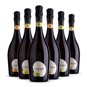 Confezione 6 bottiglie Selezione Spumanti - Pitars