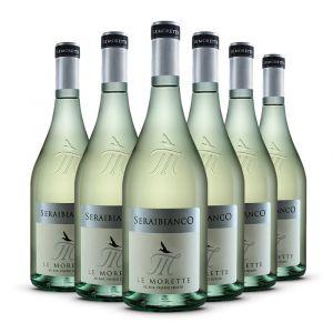 Confezione 6 bottiglie Serai Bianco Veronese Igt - Le Morette