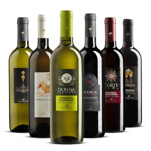 Vermentino e Cannonau Misti – 6 bt – Trexenta