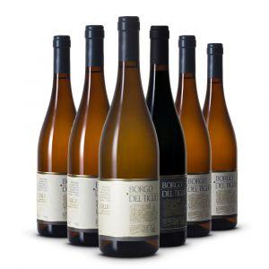 Confezione 6 bottiglie Degustazione Collio - Borgo del Tiglio