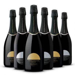 Confezione 6 Bottiglie Degustazione Trento Doc - Tenute Sajni Fasanotti
