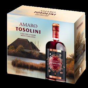 Confezione Amaro Tosolini - Bepi Tosolini