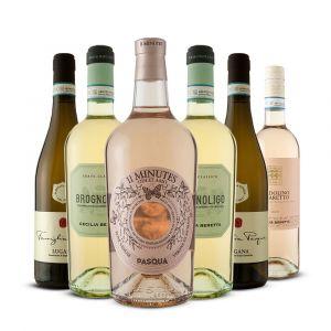 Confezione Bianchi e Rosati – 6 bottiglie Pasqua