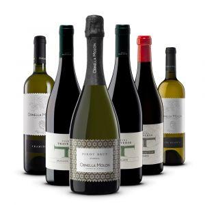 Confezione 6 vini Bianchi Selezione - Ornella Molon