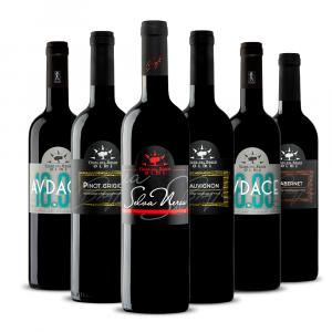 Confezione 6 bottiglie Degustazione Vini Fermi - Vigne del Bosco