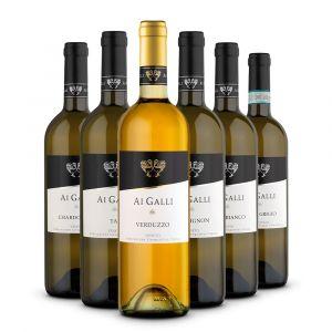 Confezione Degustazione Bianchi Linea Tipici - Ai Galli