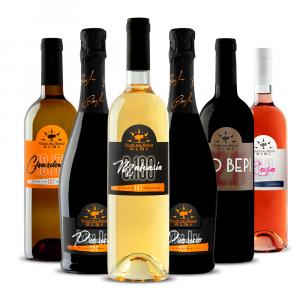 Confezione 6 bottiglie Degustazione Bollicine - Vigne del Bosco