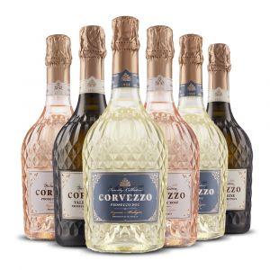 Confezione 6 Bottiglie Prosecco – Corvezzo 1955 Family Collection