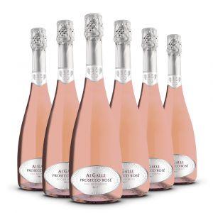 Confezione Prosecco Rosé - Ai Galli