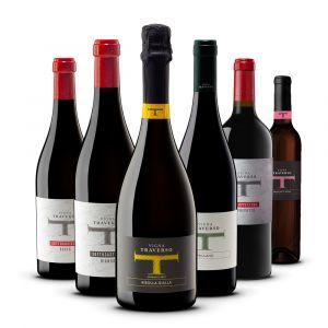 Confezione 6 vini Selezione Traverso - Ornella Molon