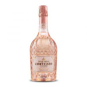 Spumante Cuvée Rosé Extra Dry Bio – Corvezzo 1955 Family Collection