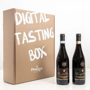 Confezione Digital Tasting #FAMIGLIAPASQUA