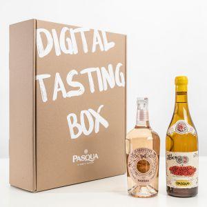 Confezione Digital Tasting #PASQUAICONS