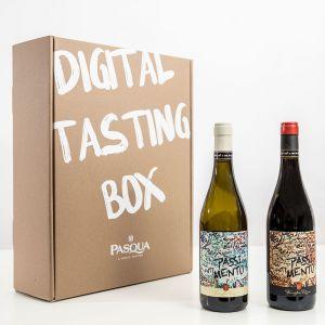 Confezione Digital Tasting #PASSIONESENTIMENTO