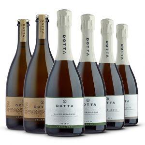 Confezione Degustazione – 6 bottiglie – Cantina Dotta